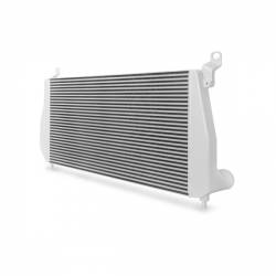 2004.5-2005 GM 6.6L LLY Duramax - Air Intakes & Accessories - Mishimoto - Mishimoto Chevrolet/GMC 6.6L Duramax Intercooler 2001-2005 - Silver