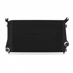 2011–2016 GM 6.6L LML Duramax Performance Parts - 6.6L LMLAir Intakes & Accessories - Mishimoto - Mishimoto Chevrolet/GMC 6.6L Duramax Intercooler, 2011-2016 - Black