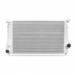 2011–2016 GM 6.6L LML Duramax Performance Parts - Air Intakes & Accessories - Mishimoto - Mishimoto Chevrolet/GMC 6.6L Duramax Intercooler, 2011-2016 - Silver