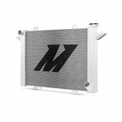 Shop By Part - Cooling System - Mishimoto - Mishimoto Dodge 5.9L Cummins Aluminum Radiator 1991-1993
