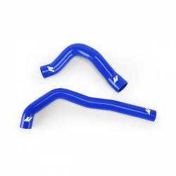 Shop By Part - Cooling System - Mishimoto - Mishimoto Dodge 5.9L Cummins Silicone Coolant Hose Kit 1998.5-2002 Blue