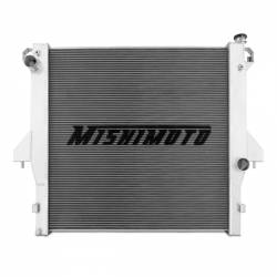 Shop By Part - Cooling System - Mishimoto - Mishimoto Dodge 5.9L/6.7L Cummins Aluminum Radiator 2003-2009