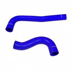 Shop By Part - Cooling System - Mishimoto - Mishimoto Dodge 5.9L/6.7L Cummins Silicone Coolant Hose Kit 2003-2010 - Blue