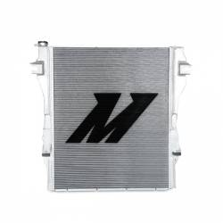 Shop By Part - Cooling System - Mishimoto - Mishimoto Dodge 6.7L Cummins Aluminum Radiator 2010-2012