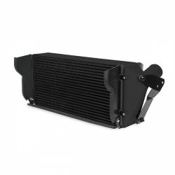 Air Intakes & Accessories - Intercoolers & Pipes - Mishimoto - Mishimoto Dodge Ram 2500 & 3500 6.7L Cummins Intercooler Kit - 2013-2018 in Stealth Black
