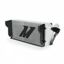 Air Intakes & Accessories - Intercoolers & Pipes - Mishimoto - Mishimoto Dodge Ram 2500 & 3500 6.7L Cummins Intercooler Kit, 2013-2018 in Sleek Silver