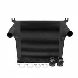 Air Intakes & Accessories - Intercoolers & Pipes - Mishimoto - Mishimoto Dodge 6.7L Cummins Intercooler 2010-2012 - Black
