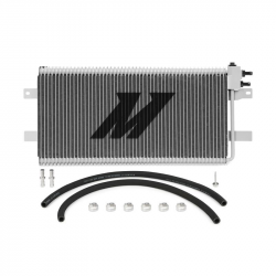 Transmission - Automatic Transmission Parts - Mishimoto - Mishimoto Dodge Ram 5.9L/6.7L Cummins Transmission Cooler, 2003-2009