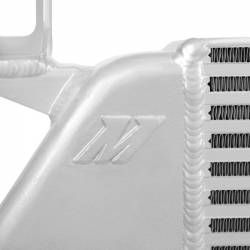 Air Intakes & Accessories for Ford Powerstroke 6.0L - Intercoolers & Pipes - Mishimoto - Mishimoto Ford 6.0L Powerstroke Intercooler 2003-2007 - Silver