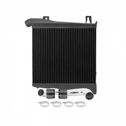 Air Intakes & Accessories - Intercoolers and Pipes - Mishimoto - Mishimoto Ford 6.4L Powerstroke Intercooler Kit 2008-2010 - Black