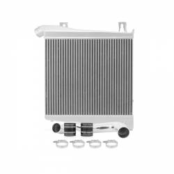 Air Intakes & Accessories - Intercoolers and Pipes - Mishimoto - Mishimoto Ford 6.4L Powerstroke Intercooler Kit 2008-2010 - Silver