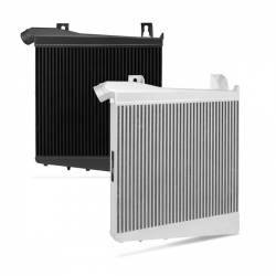 Air Intakes & Accessories - Intercoolers and Pipes - Mishimoto - Mishimoto Ford 6.4L Powerstroke Intercooler 2008-2010 - Silver
