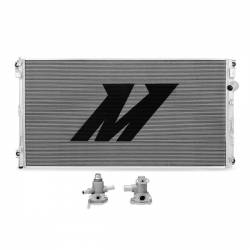 2011–2016 Ford 6.7L Powerstroke Performance Parts - Cooling System - Mishimoto - Mishimoto Ford 6.7L Powerstroke Aluminum Secondary Radiator, 2011-2016