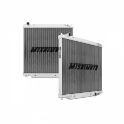 1999-2003 Ford 7.3L Powerstroke - Cooling System - Mishimoto - Mishimoto Ford 7.3L Powerstroke Aluminum Radiator 1999-2003