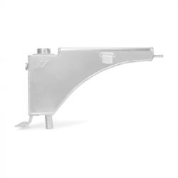 1999-2003 Ford 7.3L Powerstroke - Cooling System - Mishimoto - MishimotoFord 7.3L Powerstroke Aluminum Degas Tank 1999-2003 Natural Color
