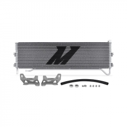 Transmission - Automatic Transmission Parts - Mishimoto - Mishimoto Ford 6.4L Powerstroke Transmission Cooler 2008-2010 - Silver