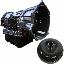 Transmission & Transfer Case - Automatic Transmission Parts - BD Diesel - BD Duramax Allison 1000 Transmission & Converter Package - Chevy 2001-2004 LB7 4wd