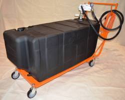 Titan Fuel Tanks - Titan Fuel Tank DC Fuel Caddy