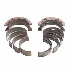 2007.5-2010 GM 6.6L LMM Duramax - Engine Parts - Industrial Injection - Hx Series Main Bearings (Std +.001) Coated