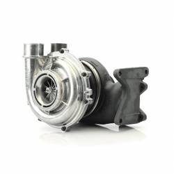 2004.5-2005 GM 6.6L LLY Duramax - 6.6L LLY Turbochargers & Components - Industrial Injection - Duramax 04-05 Reman Garrett LLY Exchange Stock Turbo