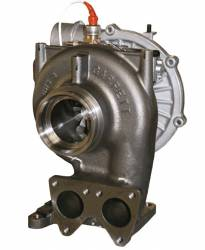 2006–2007 GM 6.6L LLY/LBZ Duramax Performance Parts - 6.6L LLY/LBZ Turbochargers & Components - Industrial Injection - Duramax Powermax Upgrade Turbo Stage II