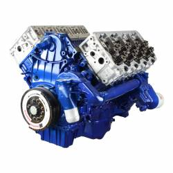 6.6L LLYEngine Parts - Complete Engines - Industrial Injection - Duramax 04.5-05 LLY Race Performance Long Block