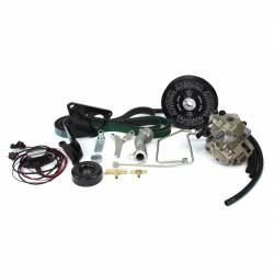 Fuel Injection & Parts - Injection Pumps - Industrial Injection - 2006 - 2010 Duramax LBZ/LMM Dual Cp3 Kit W/ Pump