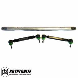 2006-2007 GM 6.6L LLY/LBZ Duramax - Steering And Suspension - KRYPTONITE PRODUCTS - Kryptonite SS Series Center Link Tie Rod Package 2001-2010 Chevy GMC 2500 3500 H2