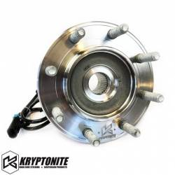 2017-2019 GM 6.6L L5P Duramax - Steering And Suspension - KRYPTONITE PRODUCTS - Kryptonite Lifetime Warranty Wheel Bearing 2011 & Up Chevy GMC 2500 3500 8 Lug Drw 4x4