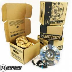 KRYPTONITE PRODUCTS - Kryptonite Lifetime Warranty Wheel Bearing 2007-2010 Chevy GMC 1500 2500 3500 Drw New Body Style - Image 2