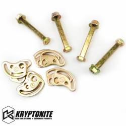 Shop By Part - Steering And Suspension - KRYPTONITE PRODUCTS - Kryptonite Cam Bolt Kit 1999-2010 1500 HD 2500 HD 3500 (Pack Of 2)