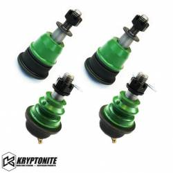 KRYPTONITE PRODUCTS - KRYPTONITE UPPER AND LOWER BALL JOINT KIT (FOR STOCK CONTROL ARMS) 2001-2010 1500 2500 3500 H2