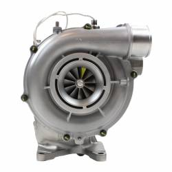 2011–2016 GM 6.6L LML Duramax Performance Parts - 6.6L LML Turbochargers & Components - Industrial Injection - New Garrett Turbocharger LGH - VAN