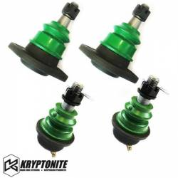 KRYPTONITE PRODUCTS - KRYPTONITE UPPER AND LOWER BALL JOINT PACKAGE DEAL (FOR AFTERMARKET CONTROL ARMS) 2001-2010 CHEVY GM 1500 2500 3500