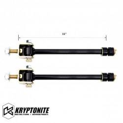 "KRYPTONITE PRODUCTS - KRYPTONITE SWAY BAR END LINKS (4""-6"" LIFT) 1999-2018 CHEVY / GMC 1500, 2500 & 3500 HD"