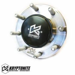 2007.5-2010 GM 6.6L LMM Duramax - Axles & Components - KRYPTONITE PRODUCTS - Kryptonite Wheel Hub Dust Cap 1999-2010 Chevy & GMC 8 Lug Wheels