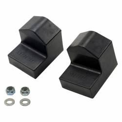 Steering And Suspension - Suspension Parts - KRYPTONITE PRODUCTS - Replacement Lower Bump Stops 1999-2010 Chevy / GMC 1500, 2500 3500 HD