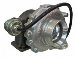 1994-1998 Dodge 5.9L 12V Cummins - Turbo Chargers & Components - Industrial Injection - K27 BorgWarner Performance Upgrade Turbo 1994-2002 Dodge 5.9L 2nd Gen