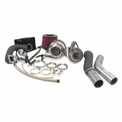 1994-1998 Dodge 5.9L 12V Cummins - Turbo Chargers & Components - Industrial Injection - Dodge Cummins 2nd Gen Race Compound Turbo Kit (1994-2002)