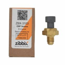 Shop By Part - Sensors - Zibbix - Zibbix 6.4L 6.7L EBP Exhaust Back Pressure Sensor For 08-18 Ford Powerstroke Diesel