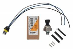2003-2007 Ford 6.0L Powerstroke - Sensors for Ford Powerstoke 6.0L - Zibbix - Zibbix ICP Injection Control Pressure Sensor & Connector Kit 2003-2004 6.0L VT365