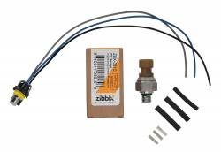 2003-2007 Ford 6.0L Powerstroke - Sensors for Ford Powerstoke 6.0L - Zibbix - Zibbix ICP Injection Control Pressure Sensor & Connector Kit 2004.5-2007 6.0L VT365