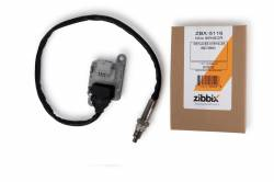 2007.5-2018 Dodge 6.7L 24V Cummins - Exhaust - Zibbix - Zibbix NOx Nitrogen Oxide Sensor Inlet For 6.7L 15-17 Dodge Cummins
