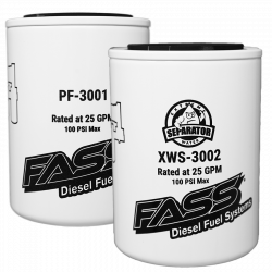 Use With XWS-3002 Water Separator