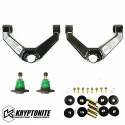 2011-2016 GM 6.6L LML Duramax - Steering And Suspension - KRYPTONITE PRODUCTS - Kryptonite Upper Control Arm Kit 2011-2019 Chevy GMC 2500 HD 3500 Trucks