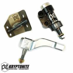 Shop By Part - Steering And Suspension - KRYPTONITE PRODUCTS - Kryptonite Death Grip Idler Side Package 2011 & Up Chevy / GMC 2500 HD 3500 HD