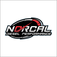 Norcal Diesel Performance Parts - 6.0L Front Engine Cover + Water Pump Kit - Ford Powerstroke 2004 & Up F250 F350