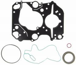 2008-2010 Ford 6.4L Powerstroke - Engine Parts - Norcal Diesel Performance Parts - 6.4L Engine Timing Cover Gasket Set MAHLE Fits 08-10 Ford F-250 Super Duty