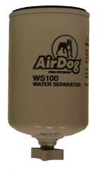 Fuel System & Components - Fuel Supply and Accessories - PureFlow AirDog - AirDog Water Separator WS100