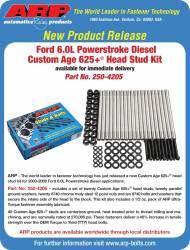 ARP - ARP Head Stud Kit Ford 6.0L Diesel Custom Age 625+ - Image 2